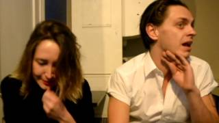 Interview with July Talk 11/14/15