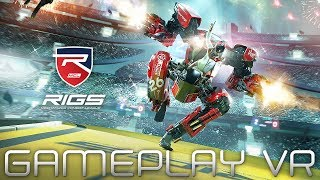 Le Nouveau MVP - RIGS Mechanized Combat League | GAMEPLAY
