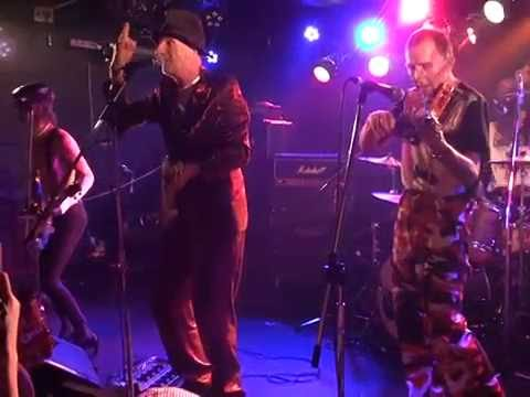 doctors of madness with sister paul  live in japan at Rock市Rock座Final 2016