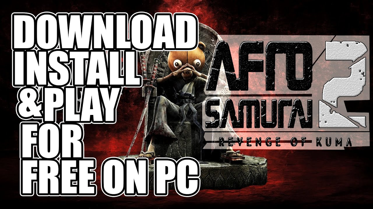 Afro Samurai 2 Revenge Of Kuma Vol 1 Pc Download Install And