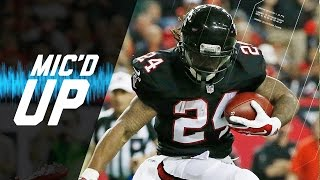 Devonta Freeman Mic'd Up in Flacons Week 15 Win Over the 49ers | NFL Films | Sound FX