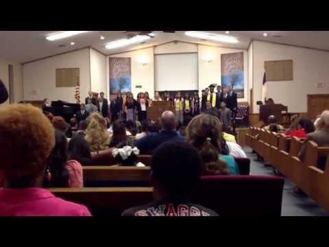 My Hope is Jesus - Mesquite Baptist Academy Choir