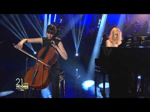 Schubert Sérénade - Camille Thomas / 21ème Victoires de la Musique Classique 2014