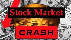 Gold Price & Stock Market Crash Update - June 25, 2020