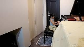 グレンツェンピアノコンクール前の練習会です.