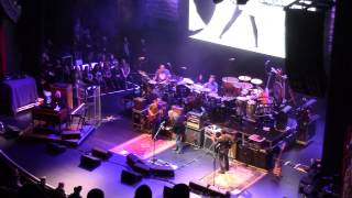 Allman Brothers Band - Beacon Theater 10/22/14 Black-Hearted Woman - Circle