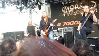 Mors Principium Est - Reclaim the Sun (Live) 70000 Tons of Metal 2017
