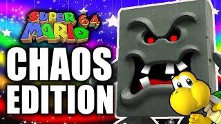GOTTA GO FAST!!- Mario 64 Chaos Edition [P3]