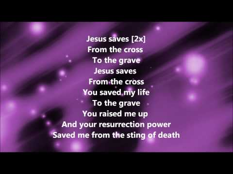 Tasha Cobbs - Jesus Saves (Lyrics)