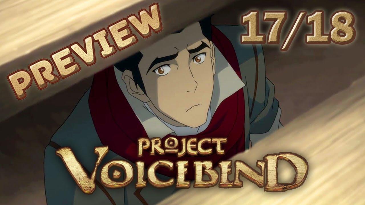 Download Preview - PROJECT VOICEBEND (Legend of Korra Abridged) Episode 17/18