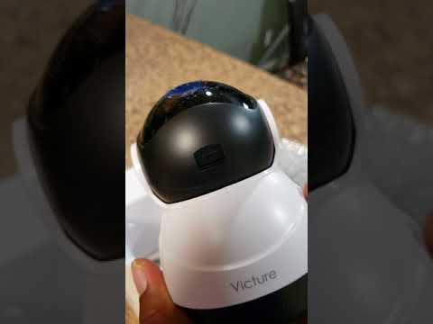 Victure PC530 Wireless Security Camera Unboxing