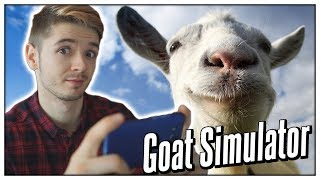 TAHLE HRA JE NESMRTELNÁ! (Goat Simulator)