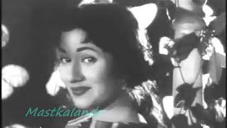 saaj e dil chhed de..Rafi_Lata_Farooq Q_Kalyanji Anandji..passport 1960..a tribute thumbnail
