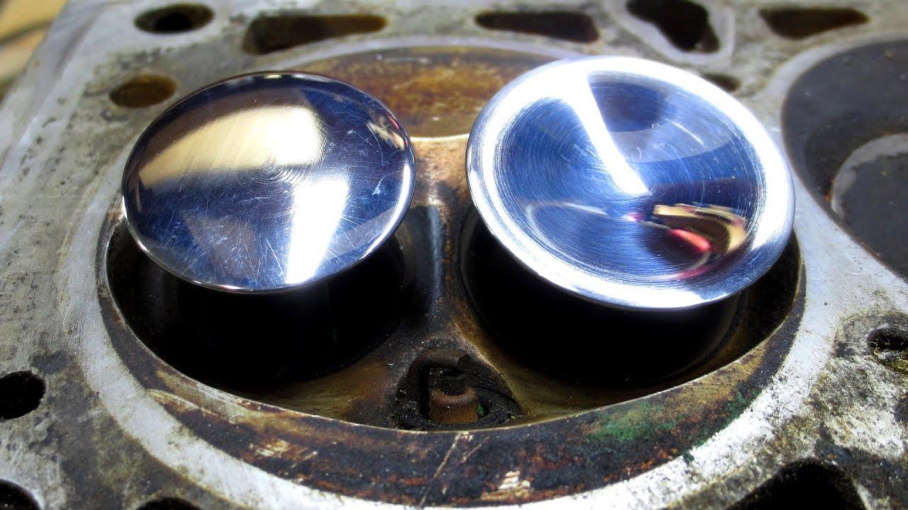 Практика ДВС — тюнинг клапанов без станков — homemade tuning valves