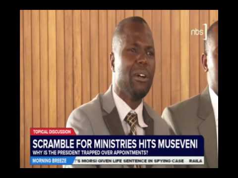 Morning Breeze - Scramble for Ministries Hits Museveni (Don