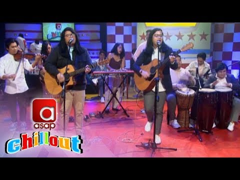 "ASAP Chillout: Ben & Ben performs ""Kathang Isip"""