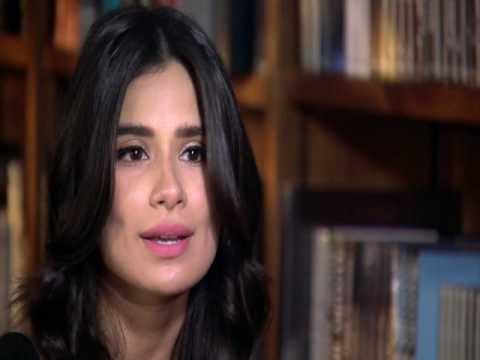 Maria Elena Salinas entrevista a la actriz Diane Guerrero