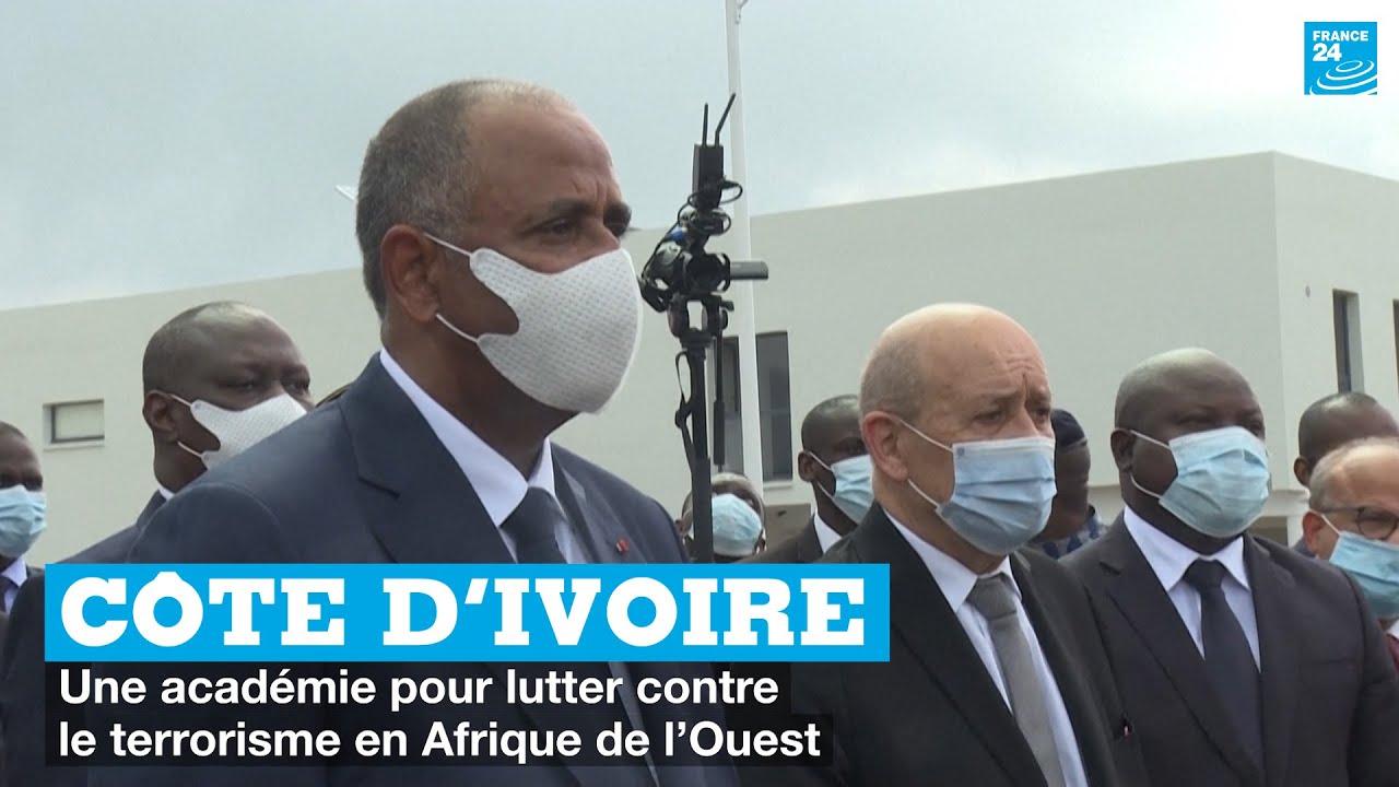 Download Côte d'Ivoire : une académie pour lutter contre le terrorisme en Afrique de l'Ouest