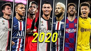 Football Skills Mix 2020 ● Dybala ● Sancho ● Mbappé ● Pogba ● Messi ● Neymar & More HD #2