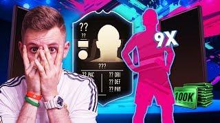 FIFA 19 | MEGA INFORM! WALKOUT x9 - 100 TYS FP WYDANE!