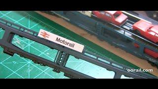 oorail.com   British Rail Motorail Project - Part 2