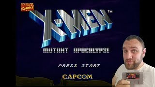 X-Men: Mutant Apocalypse Review (SNES)