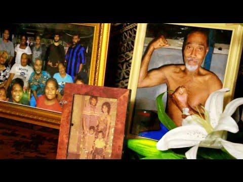 Grandpa's final resting place; merging cultures #Rotuman #Fijian #Kiribati
