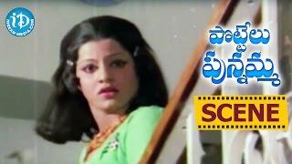 Pottelu Punnamma Movie Scenes - Murali Mohan Fires On Jayamalini || Mohan Babu || Sripriya