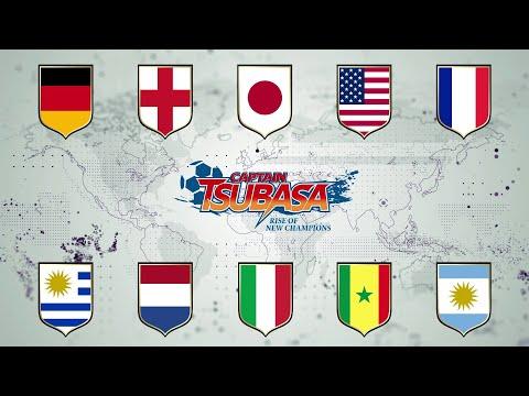 [DE] Captain Tsubasa: Rise of New Champions - Online Modes Trailer - PS4/PC/SWITCH