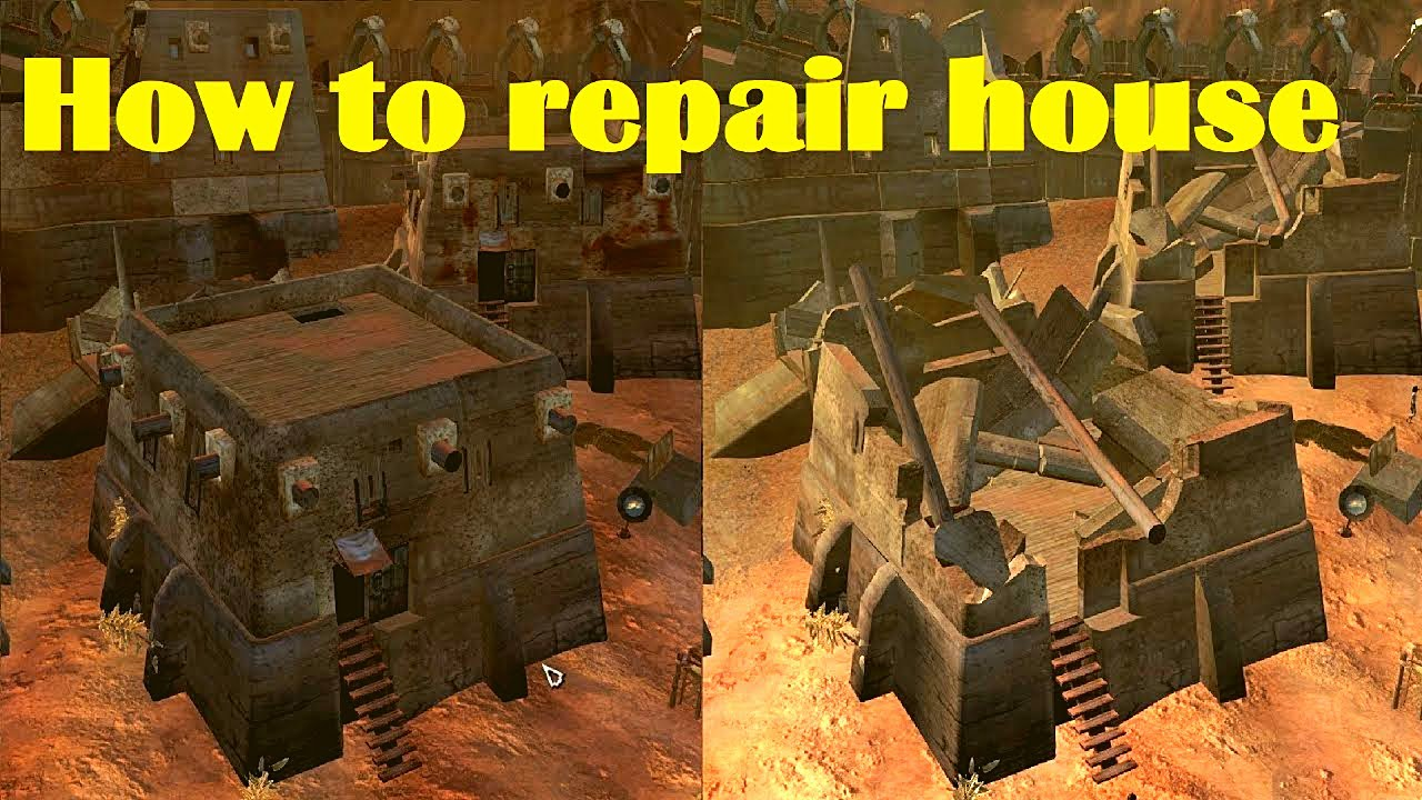 Kenshi How To Repair House. Kenshi How To Buy A House, I