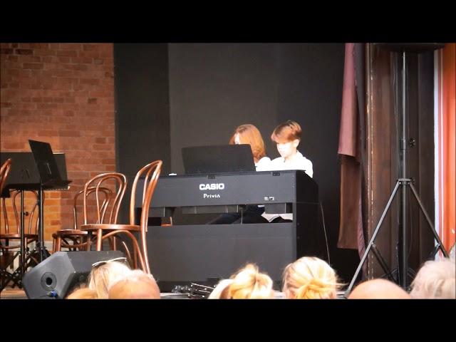 Bruno Pałys i NIkodem Zalewski - Edward Elgar -