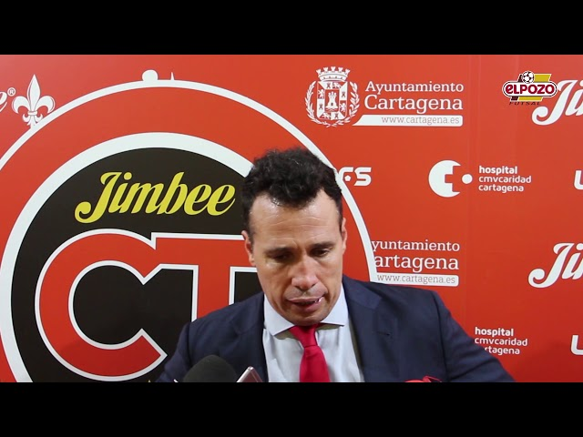 Post Partido Diego Giustozzi Derbi Regional