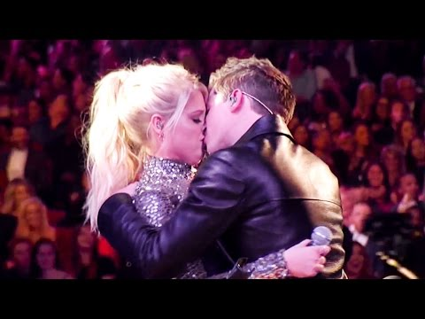 Charlie Puth Clears Up His Relationship Status With Meghan Trainor After AMAs Kiss