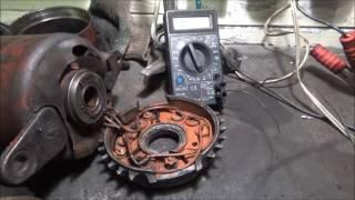Тракторный генератор Г-304, Г-305 ремонт