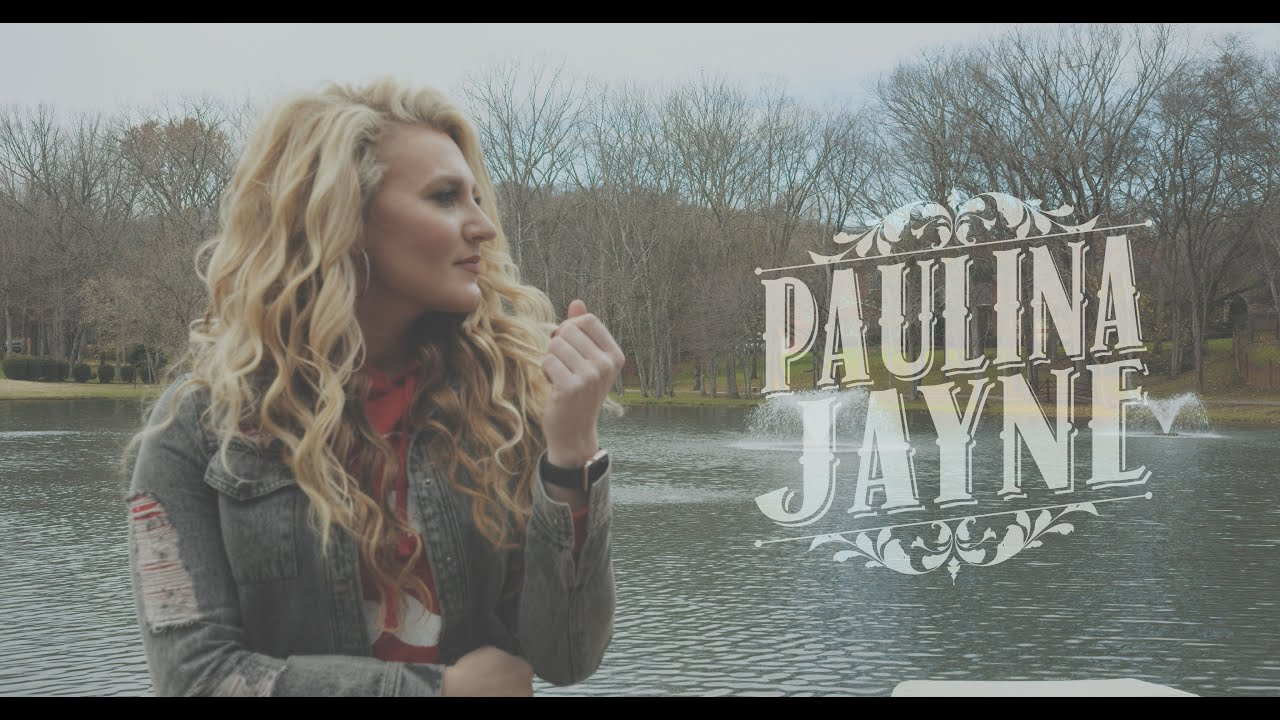 PAULINA JAYNE RELEASES HOMEMADE MUSIC VIDEO FOR CHRISTMAS CLASSIC, 'I'LL BE HOME FOR CHRISTMAS'