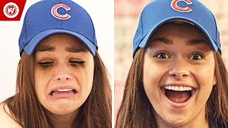 getlinkyoutube.com-Cubs World Series 2016 Reaction | Sports Fan Stages