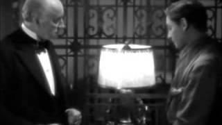 On puttering, from Frank Capra's Platinum Blonde (1931)