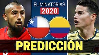 ? CHILE vs COLOMBIA • Eliminatorias Sudamericanas Qatar 2022 • Previa, Predicción y Pronósticos