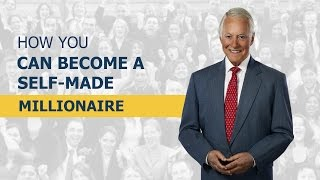 How You Can Become A Self-Made Millionaire!