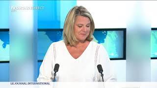 Le journal international - L'actualité internationale du samedi 31 juillet 2021 - TV5MONDE screenshot 2