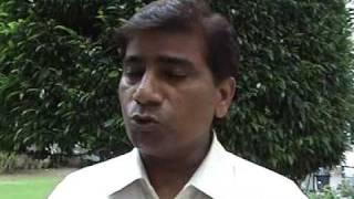 Madhusudan Holkar speaks on LOKDHARA at New delhi
