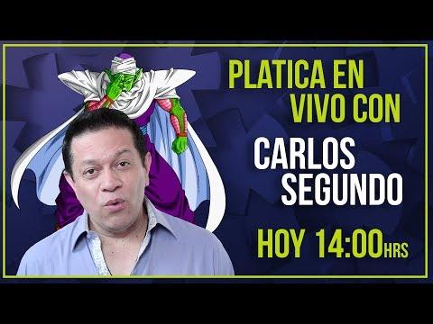 ¡Revive nuestra transmisión con Carlos Segundo! | Canal 5