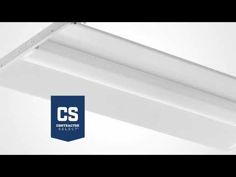 BLC LED Troffer by Lithonia Lighting