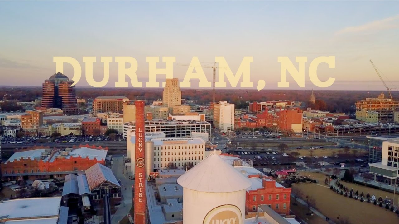 Welcome To Durham Nc Youtube