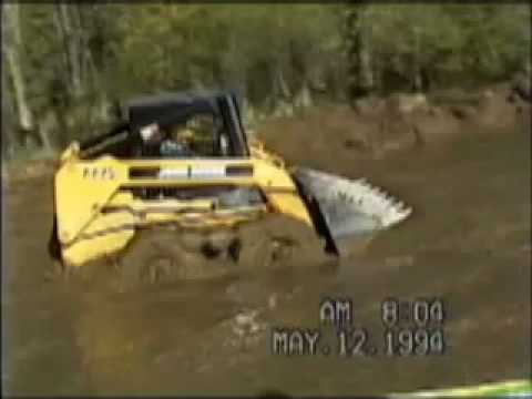 Grouser Products Over The Tire Tracks John Deere Intro Youtube