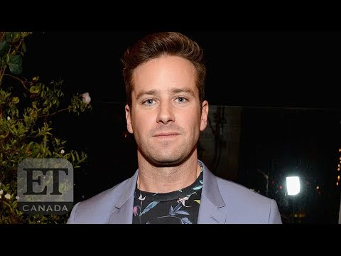 Armie hammer sexy consider, that