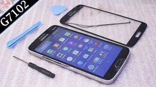 Ремонт Samsung Galaxy Grand 2 Duos G7102. Замена тачскрина (сенсора)