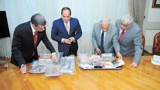 أخبار اليوم | أهم تصريحات الرئيس السيسي في حواره مع رؤساء تحرير الصحف القومية |  الجزء التاني