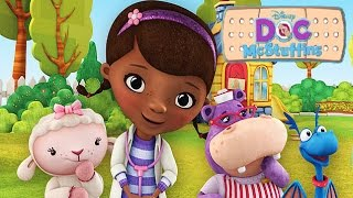 Doc McStuffins Game  - Docs World - Lambie Helps in Clinic