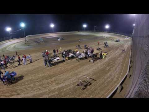 Moler Raceway Park 9-4-16 Time Lapse
